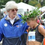 Race founder Dusty Rhodes in Women's Running
